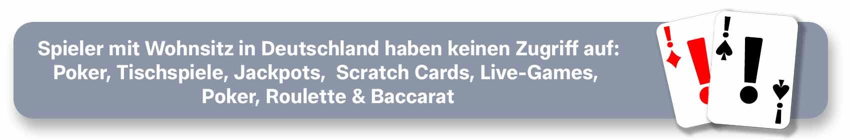 Deutsche Casinoverordnung