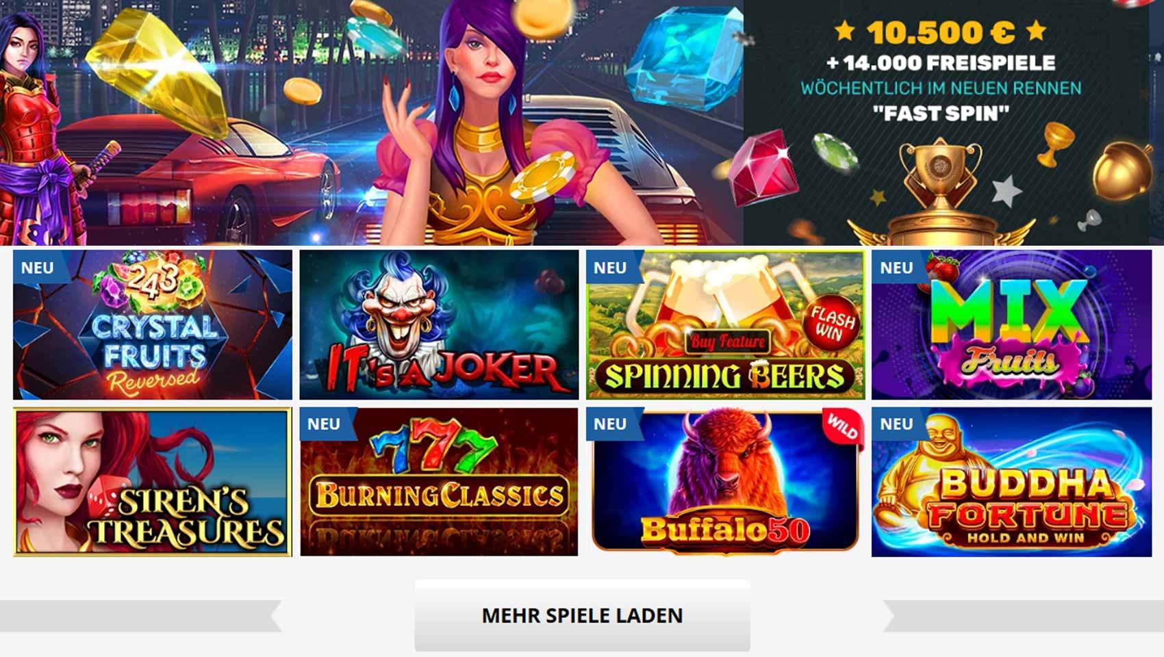 Pokerstars free games