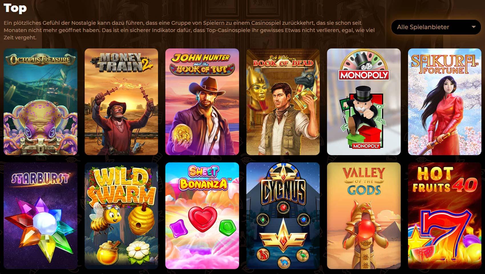 Rich casino 100