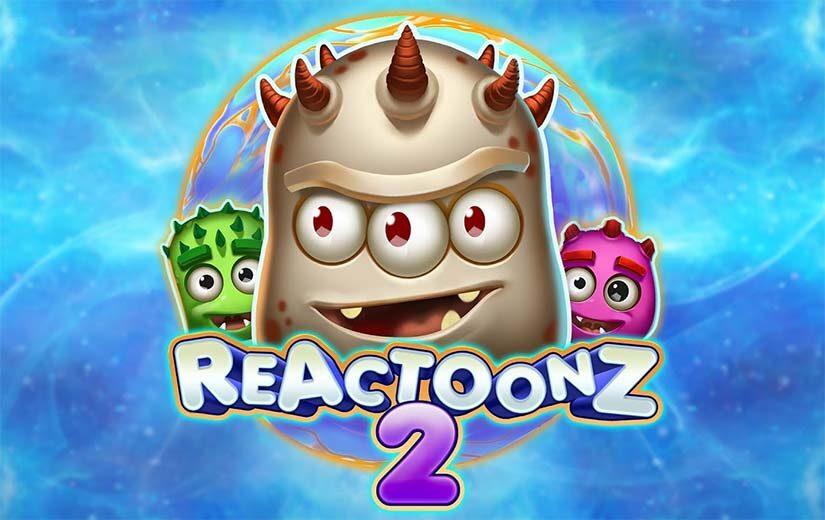 Reactoonz 2 - Play n GO Slot