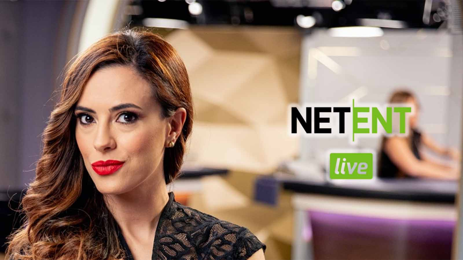 NetEnt Live Malta Studio